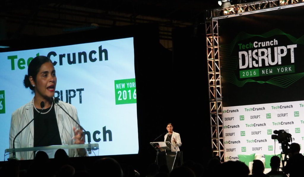 Brooklyn Tech Techcrunch Disrupt Red Hook