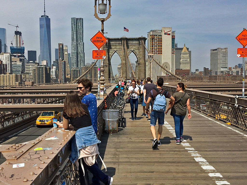 Brooklyn Bridge Spring 2016