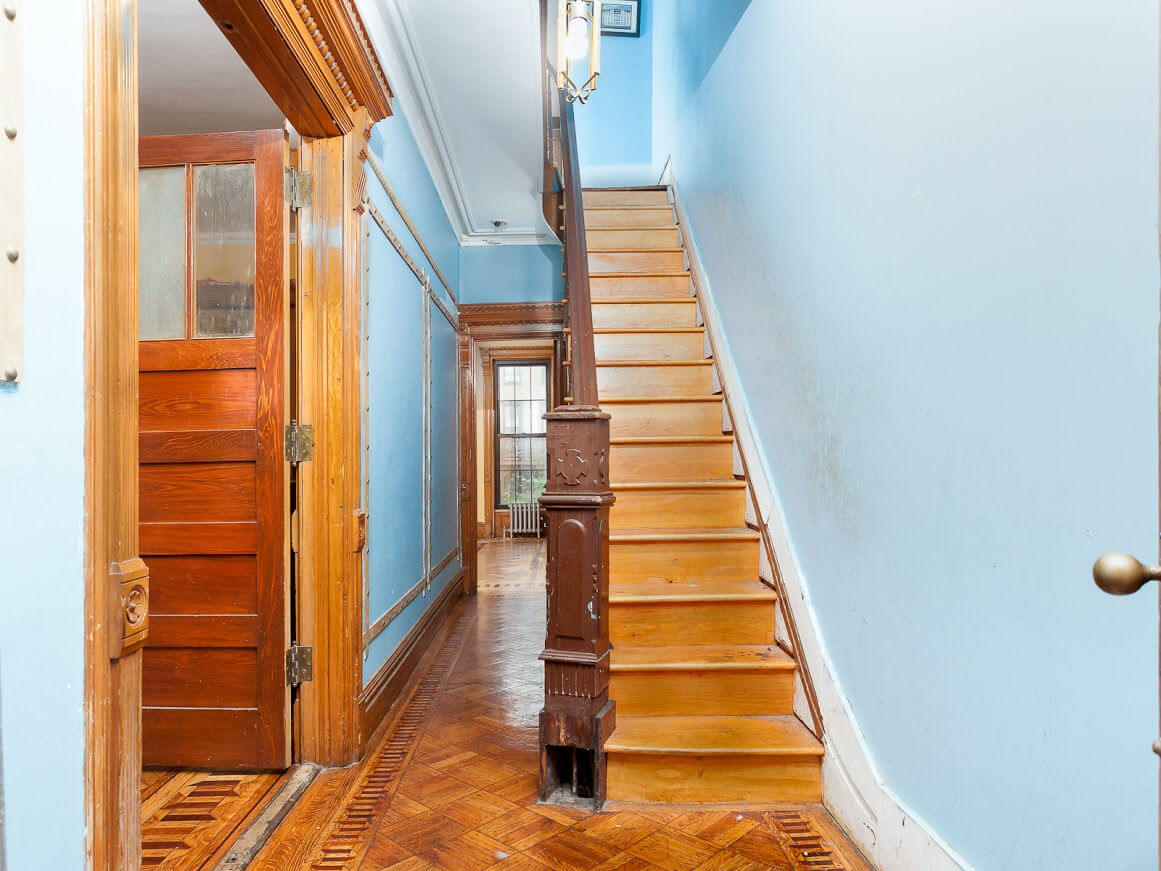 Brooklyn Homes for Sale in Bed Stuy at 591 Putnam Avenue