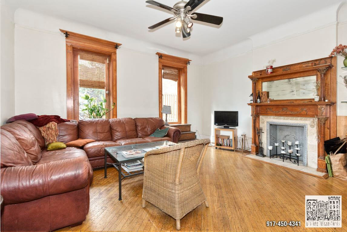 Brooklyn Homes for Sale in Clinton Hill at 64 Lefferts Place