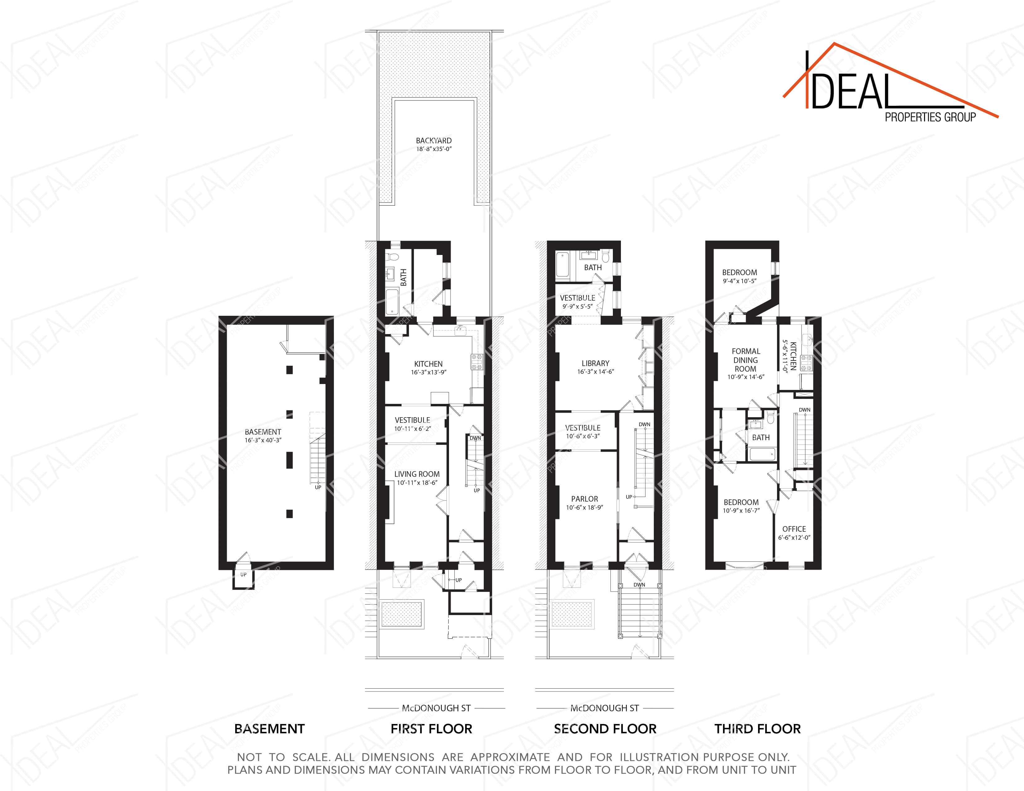 brooklyn homes for sale in bed stuy at 453 macdonough street brooklyn homes for sale bed stuy 453 macdonough street