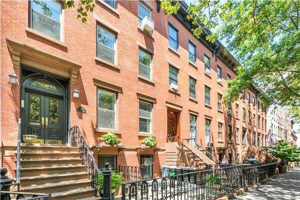 Brooklyn Homes for Sale in Cobble Hill at 364 Clinton Street