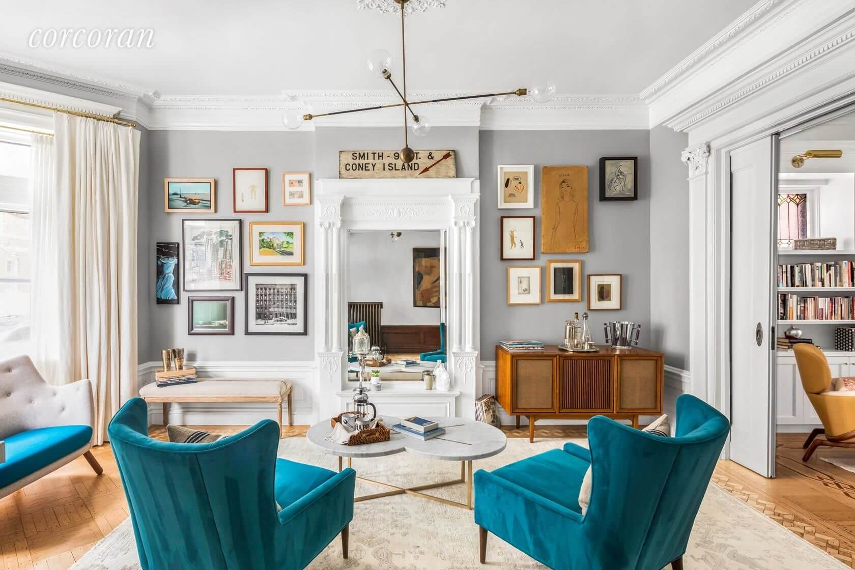 Emily Blunt and John Krasinski List Brooklyn Home for $8 Million